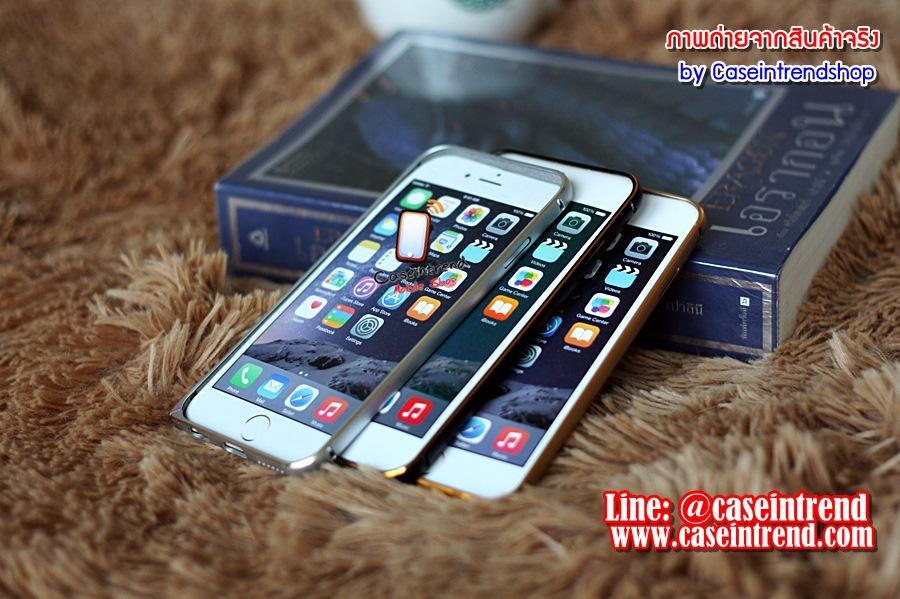เคส iPhone 6 - Lovemei อลูมิเนียน 0.7 mm