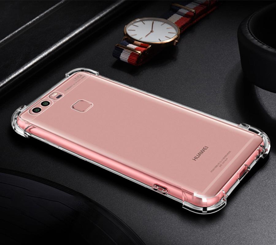 Bumper TPU Case โปร่งใส (Huawei P10)