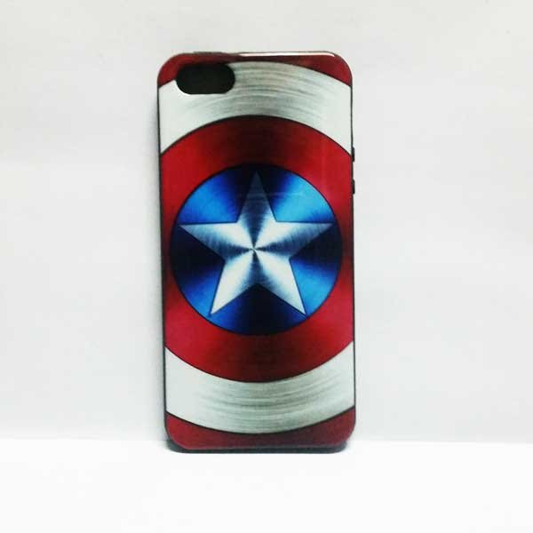 เคสไอโฟน 5/5s/SE กัปตันอเมริกา
