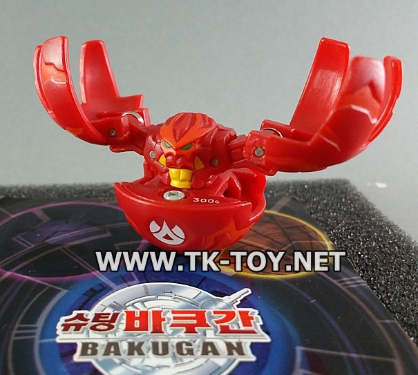 [บาคุกัน] Bakugan Battle Brawlers Pyrus Fear Ripper