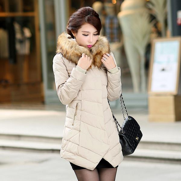 เสื้อกันหนาวแฟชั่นสวยๆสำหรับใส่ไปเมืองนอก/เมืองเหนือ พร้อมส่งสีเบจ นะคะ ไซส์ L
