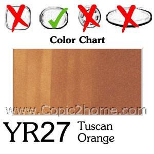 YR27 - Tuscan Orange