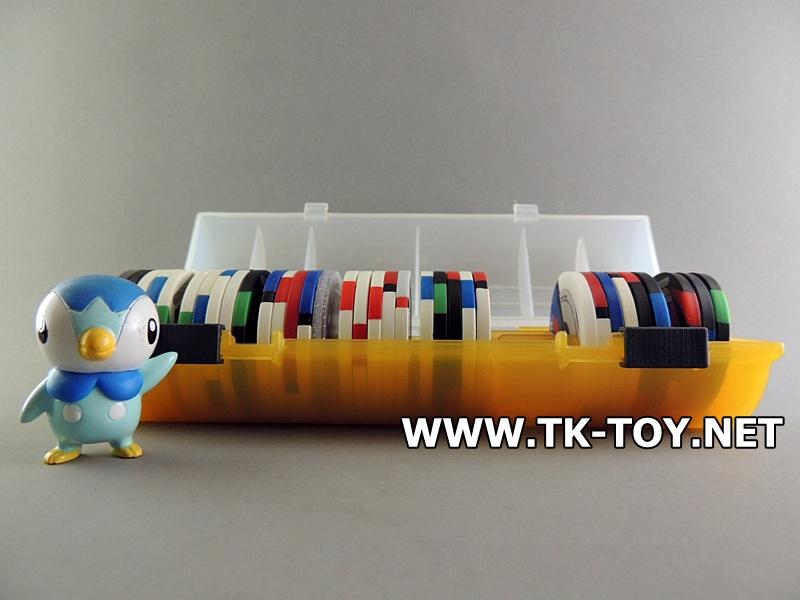 Pokemon Tretta Box [เหรียญเต็ม 33เหรียญ]