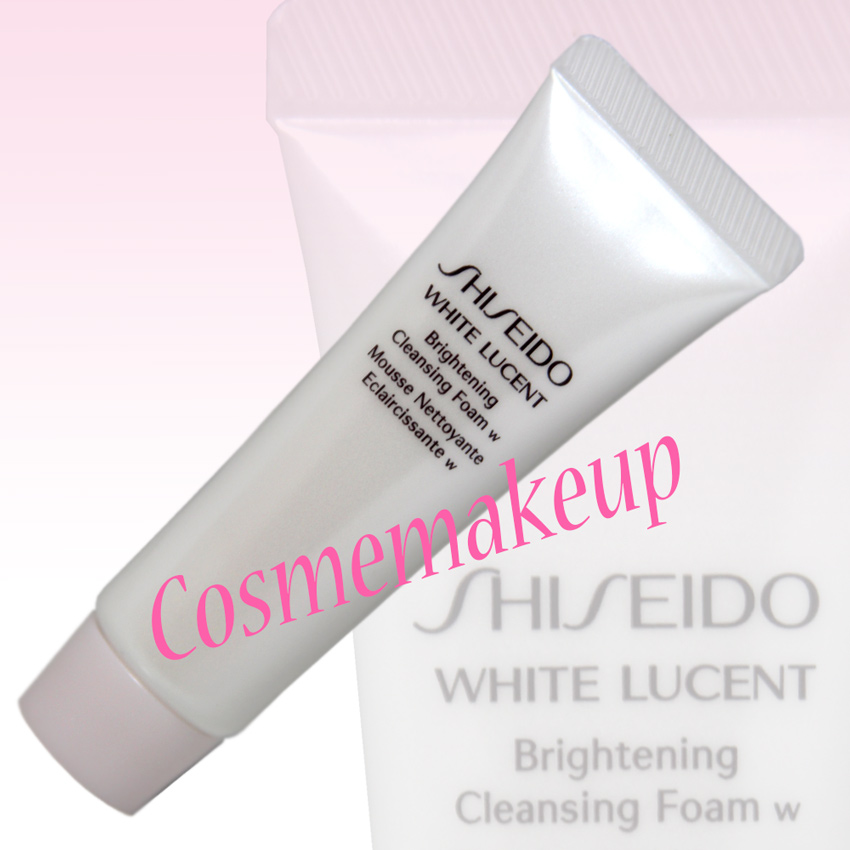 Shiseido White Lucent Brightening Cleansing Foam W 30 มล.