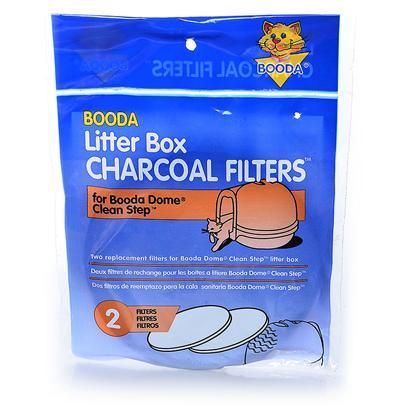 Filter ฟิลเตอร์ สำหรับห้องน้ำรุ่น Booda Cleanstep Litter Box (2 ชิ้น)