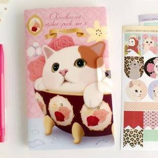 สติกเกอร์แมว 2 น่ารักสุดๆ