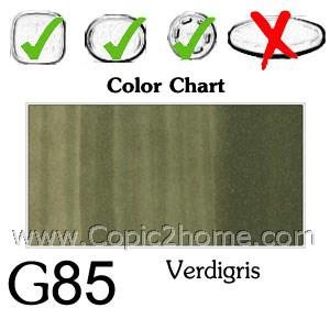 G85 - Verdigris