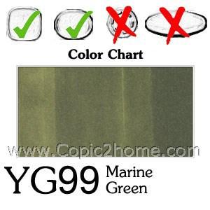 YG99 - Marine Green
