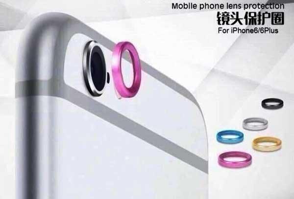 ครอบเลนส์กล้อง ไอโฟน 6