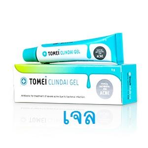 TOMEI ANTI-ACNE GEL โทเมอิ แอนตี้-แอคเน่ gel เจล