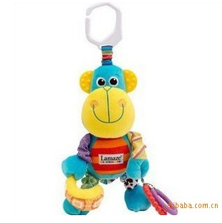 โมบายแขวน ตุ๊กตาลิง Lamaze เสริมพัฒนาการ