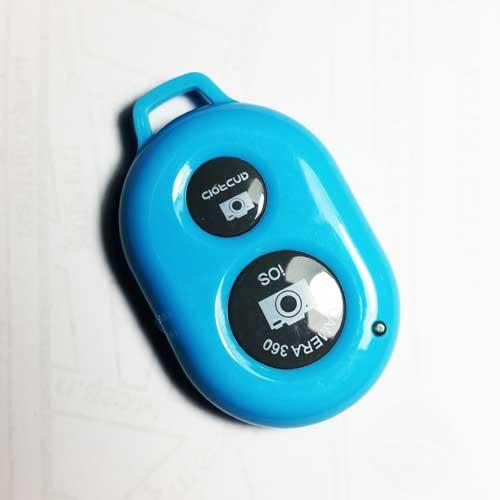 รีโมทถ่ายรูปเซลฟีไร้สาย Bluetooth remote shutter