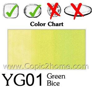 YG01 - Green Bice