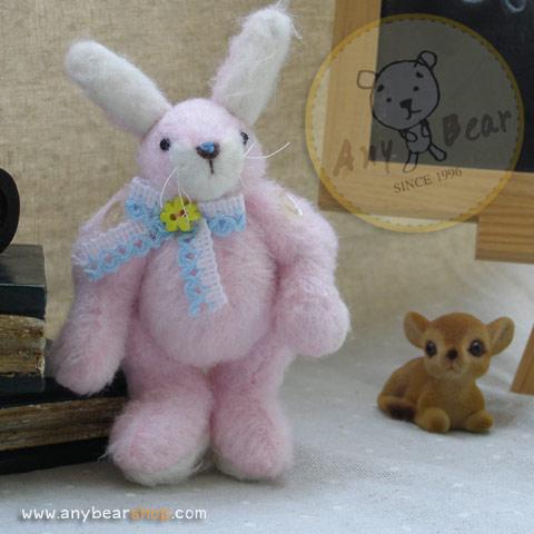 ตุ๊กตากระต่าย ขนาด 12 cm. Rabbit B