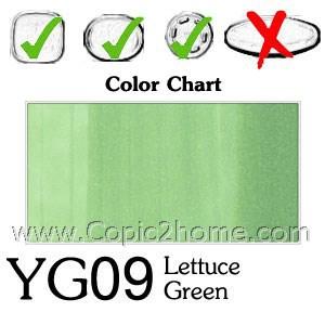YG09 - Lettuce Green
