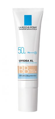 La Roche- Posay UVIDEA XL BB CREAM สี 02 SPF50 / PPD18 / PA++++ ขนาด 30 ml สำเนา