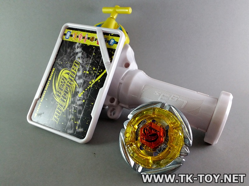 TAKARA TOMY Flame Cancer D125RF LAUNCHER GRIP