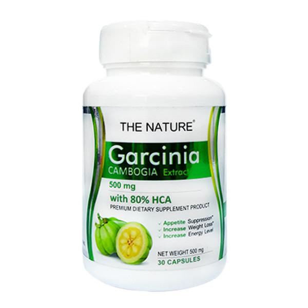 สารสกัดจากผลส้มแขก เดอะเนเจอร์ Garcinia Extract The Nature