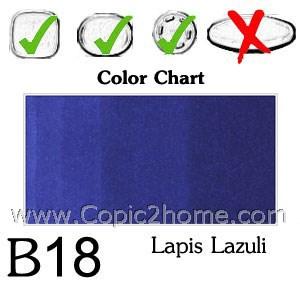 B18 - Lapis Lazuli