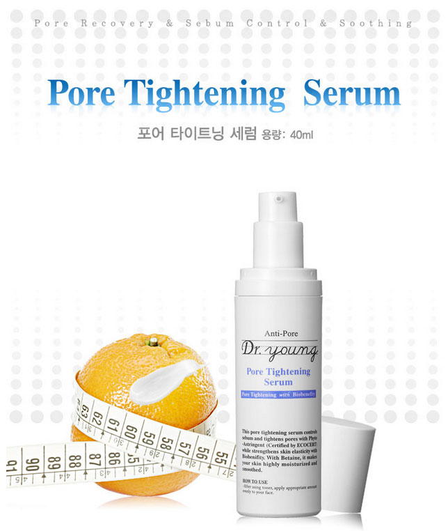 Dr. Young Pore Tightening Serum