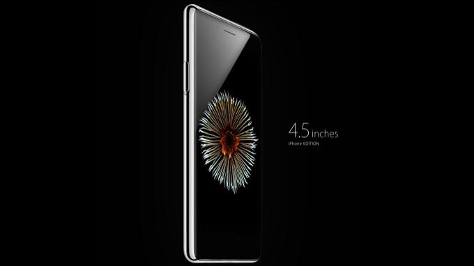 iphone 6s ดีไซน์