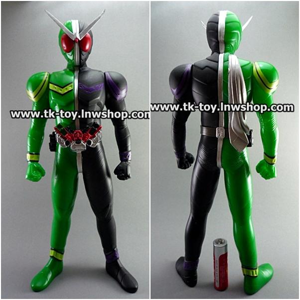 BIG soft vinyl Kamen rider Cyclone Joker (สูง 10 นิ้ว)