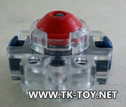 Takara Beyblade LIMITED 4D SYSTEM F:D BIG BANG PEGASUS CLEAR Bottom