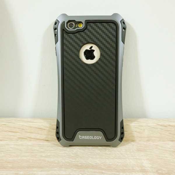 เคสไอโฟน 6/6S OLOGY2 สีเทาดำ
