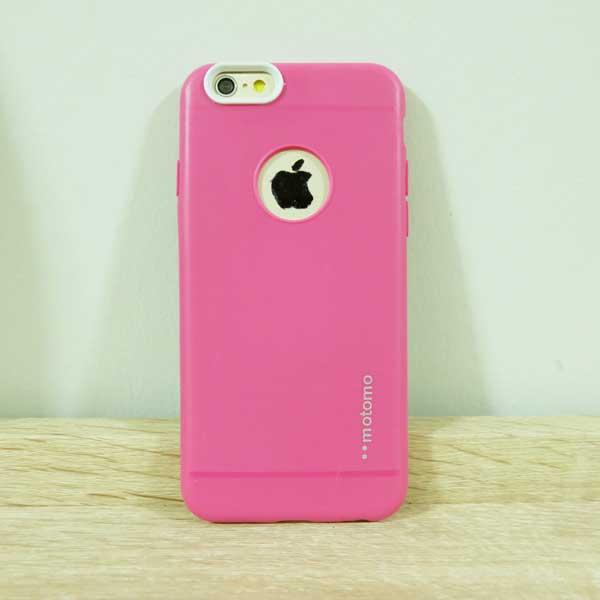 เคสไอโฟน 6/6s สีชมพู