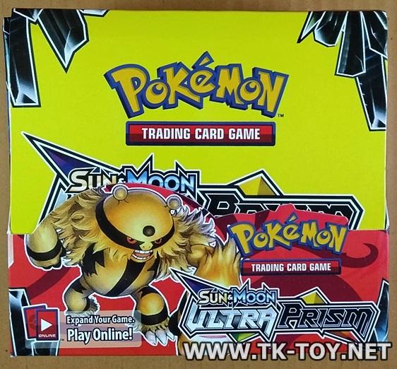 การ์ดโปเกมอน [POKEMON CARD GAMES] PG-19 [1 BOX]