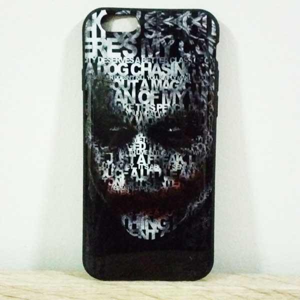 เคสไอโฟน 6/6s เคสยาง Joker