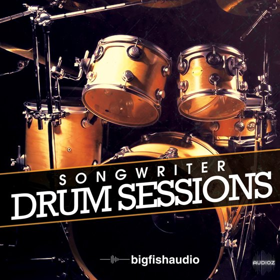 Songwriter Drum Sessions Kontakt