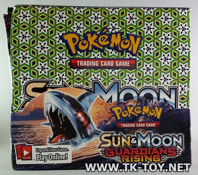 การ์ดโปเกมอน [POKEMON CARD GAMES] PG-10 [1 BOX]