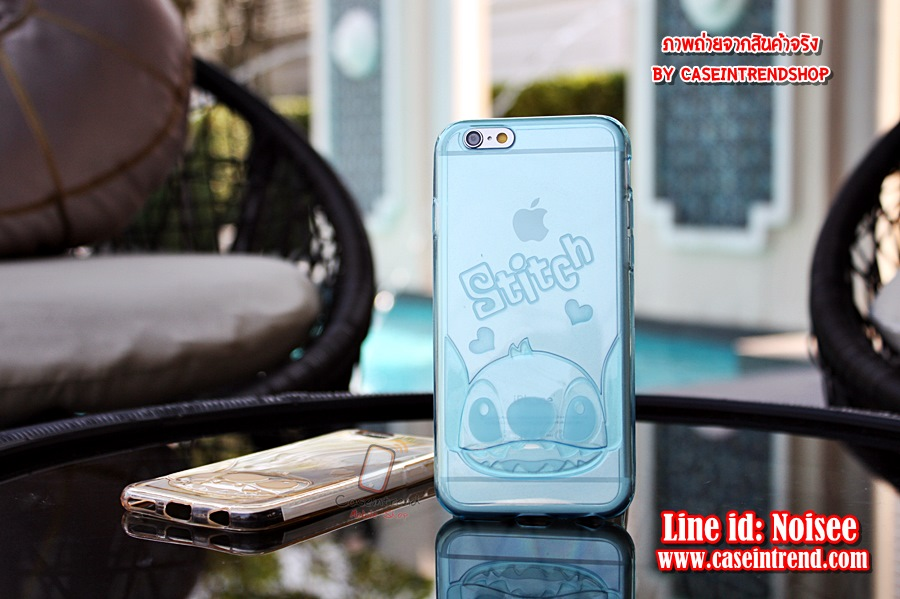 เคส iPhone 6 /6S - TPU Stitch