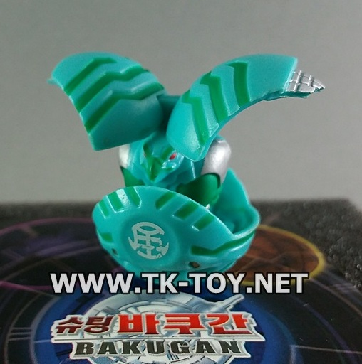 [บาคุัน] Bakugan Battle Brawlers Green Zephyroz Falconeer .