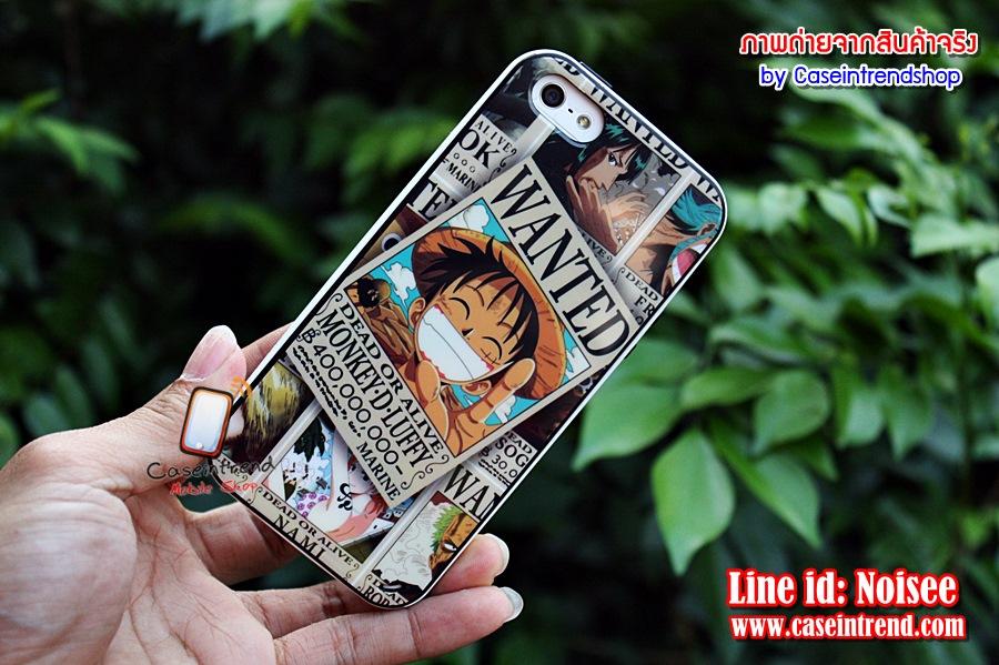 เคส iPhone5/5s - onepiece วันพีช