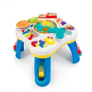 โต๊ะกิจกรรม : Bright Starts Let's Get Rollin Activity Table