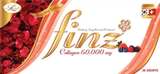 Finz Collagen ฟิน คอลลาเจน 60,000 mg
