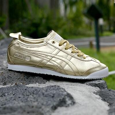 Limited Edition Mexico 66 Premium Pack Gold สีทอง ของแท้100% ของใหม่มีกล่องป้ายครบ 4,900 บาท