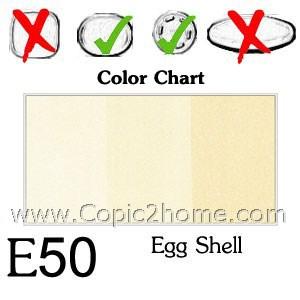 E50 - Egg Shell