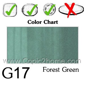 G17 - Forest Green