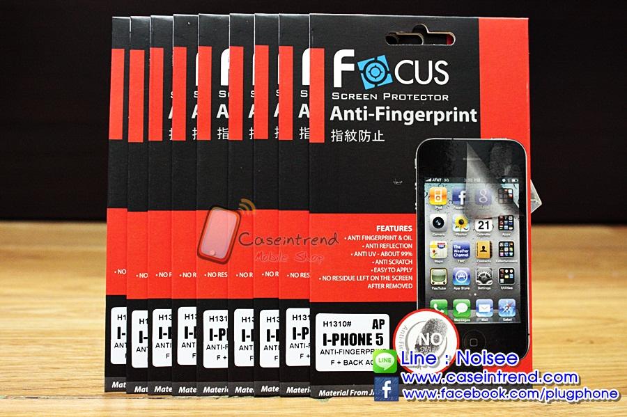 ฟิล์มกันรอย iPhone 6 Plus Focus แบบขุ่น ป้องกันรอยนิ้วมือ