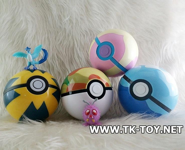 LOT ใหม่เข้าแล้ว!!! (สินค้าพร้อมส่ง จำนวนจำกัด) POKEBALL [SPECIAL BALL] โปเกบอล จากการ์ตูนโปเกมอน