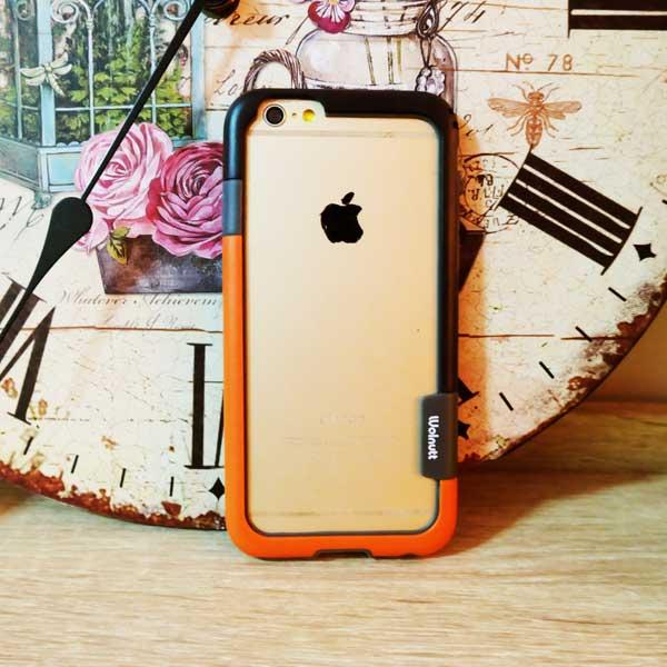 เคสไอโฟน 6plus/6splus เคส บัมเปอร์ bumper wolnutt