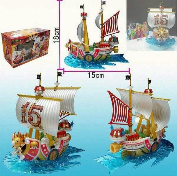 เรือวันพีช Pirate Boat Thousand Sunny เธาซัน ซันนี่ [OP-G1]
