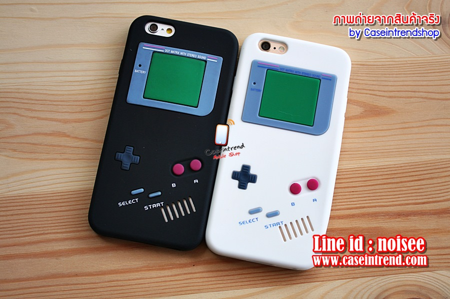 เคส iPhone 6/6S - Gameboy