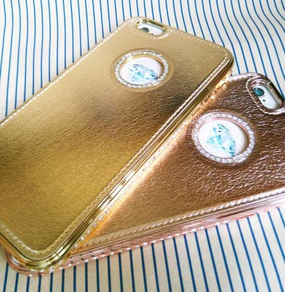 เคสมือถือ เคสประกบเพชร ไอโฟน 5/5S