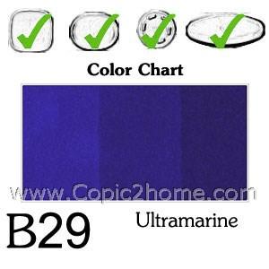 B29 - Ultramarine
