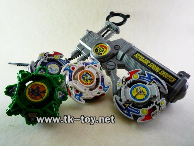 BEYBLADE SET TK-4 [TAKARA TOMY]