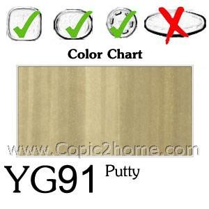 YG91 - Putty